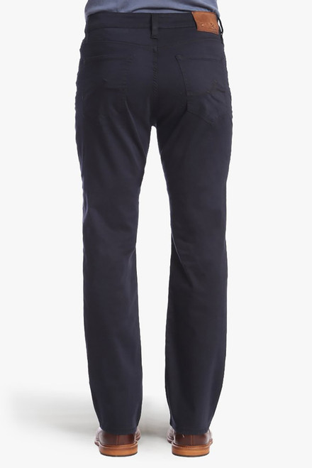 34 Heritage Charisma Navy Twill Pants - Back