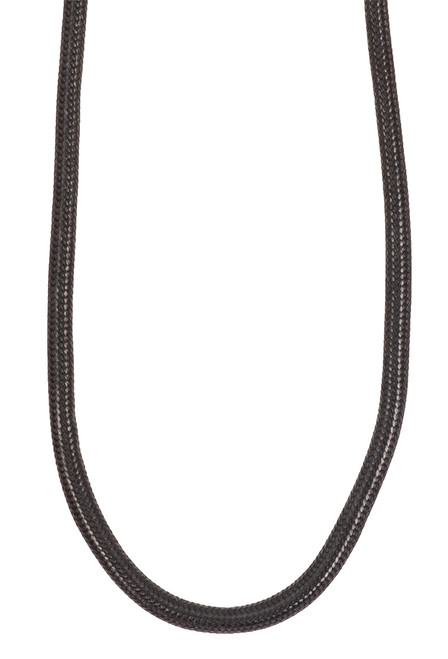 Queen Bee Black Rope Mask Chain
