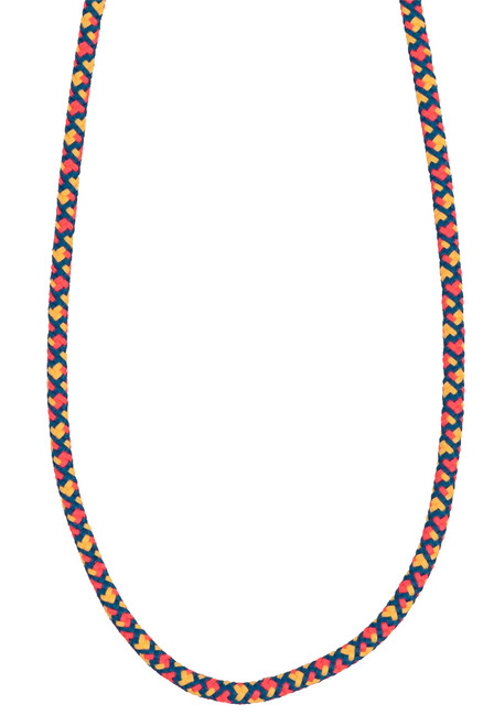 Queen Bee Navy Multi Rope Mask Chain