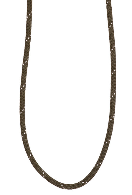 Queen Bee Green Rope Mask Strap