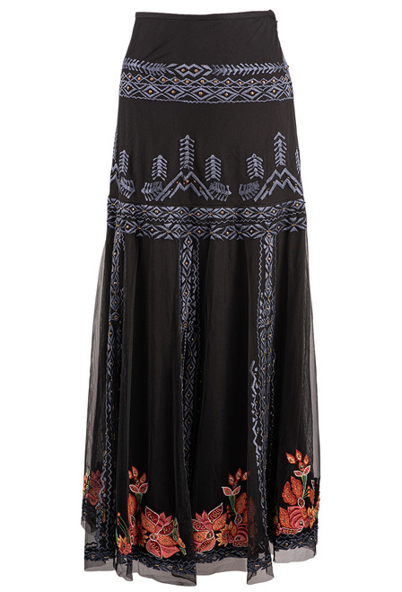 Vintage Collection Beauty Knit Skirt - Front