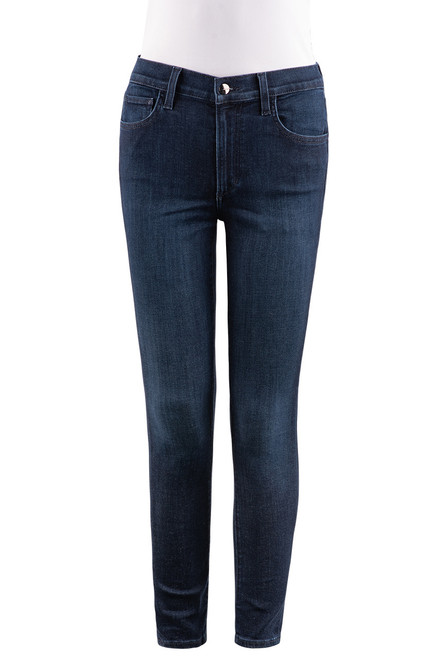 Joe's Jeans Charlie High-Rise Skinny Ankle Jeans - Front