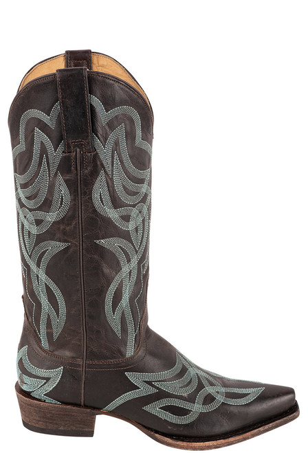 Stetson Women's Reese Vintage Chocolate Boots
