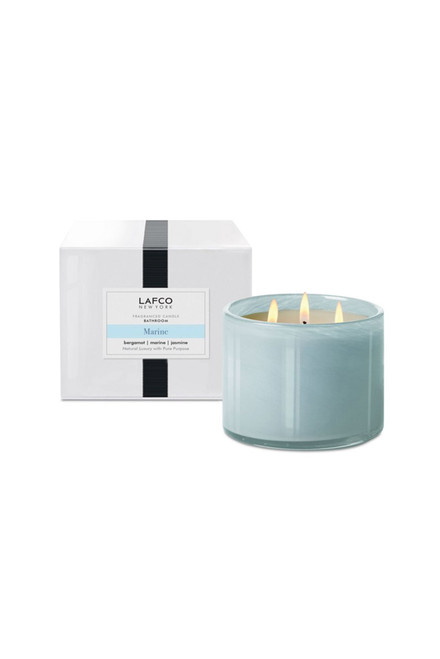 LAFCO New York Marine 3 Wick Candle