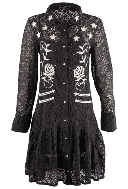 Double D Ranch Honky Tonk Girl Dress - Front
