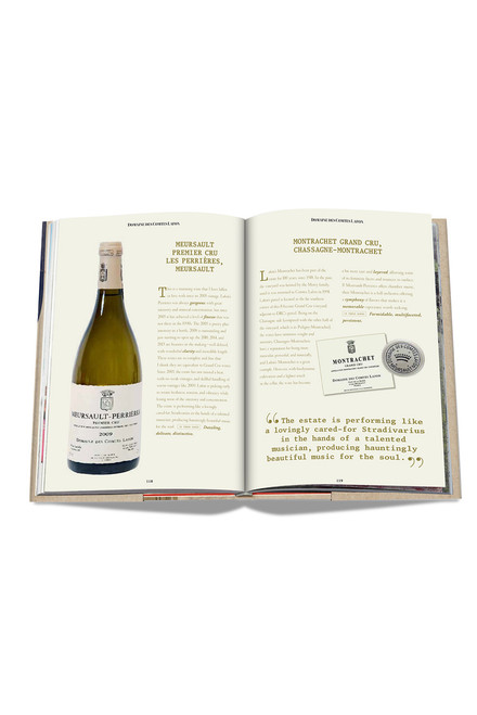 The 100 Burgundy: Exceptional Wines to Build a Dream Cellar Book