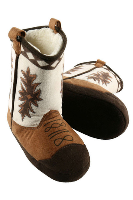Lazy One Stampede Bootie Slippers
