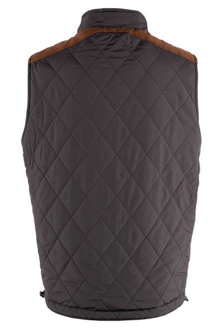 Madison Creek High Point Reversible Vest - Back