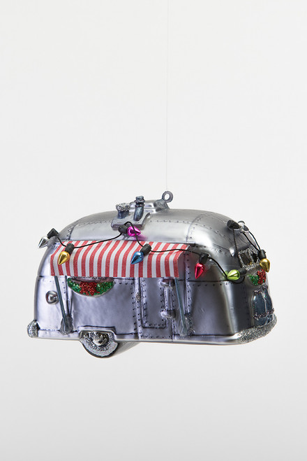 180 Gifts Airstream Christmas Ornament