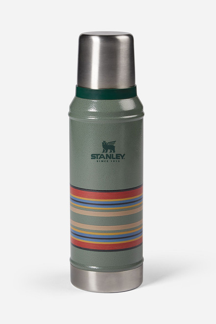 Pendleton Insulated Vacuum Bottle - Green