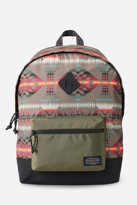 Pendleton Basketmaker Backpack - Front