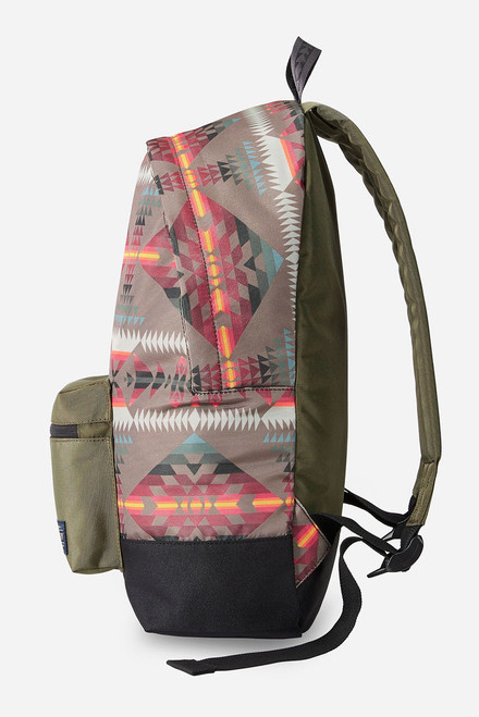 Pendleton Basketmaker Backpack - Side