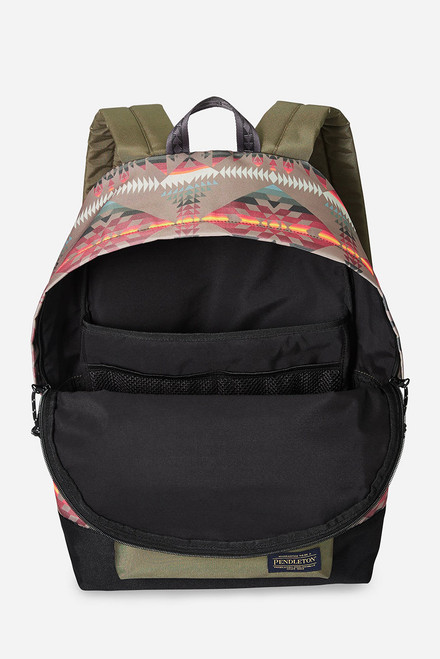 Pendleton Basketmaker Backpack - Inside