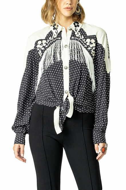 Double D Ranch Mary Lou Top - Front