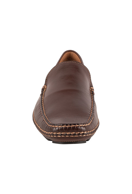 Lucchese Men's After-Ride Moccasin - Front