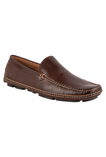 Lucchese Men's After-Ride Moccasin - Angle