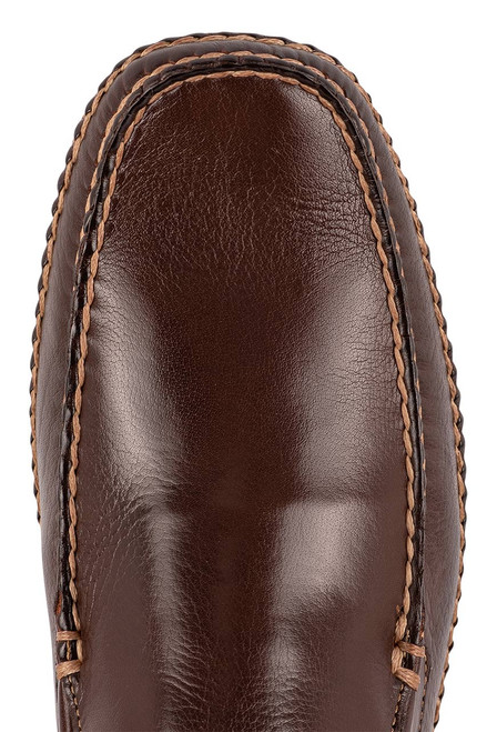Lucchese Men's After-Ride Moccasin - Toe