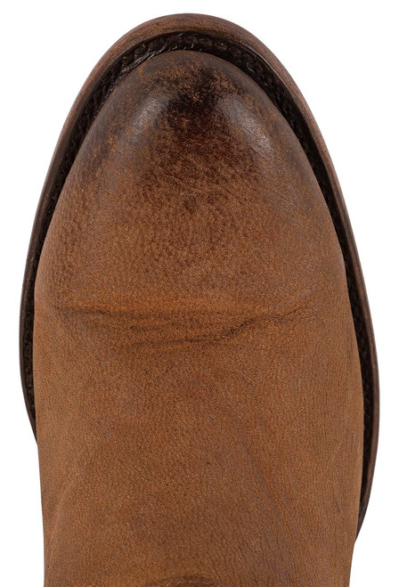 Lucchese Women's Ani Tan Cowhide Boots - Toe