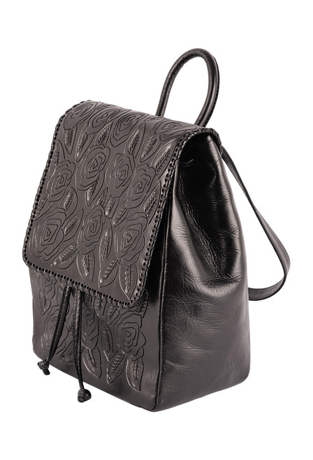 Hide and Chic Large Backpack