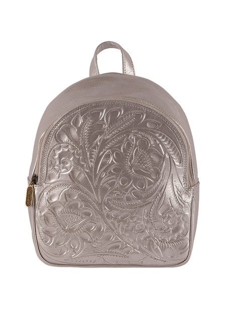 Hide and Chic Small Backpack