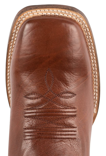 Stetson Men's Burnished Brown Cowboy Boots - Toe