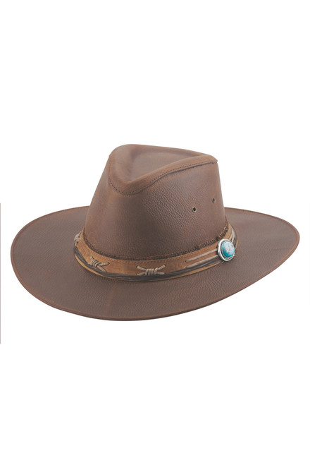 Bullhide Savage Love Leather Hat