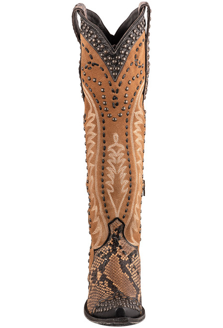 Double D Ranch by Old Gringo Tall Snake Charmer Boots - Front