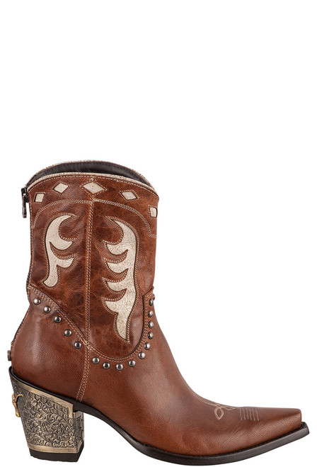 Double D Ranch by Old Gringo Cattleman Boot - Side