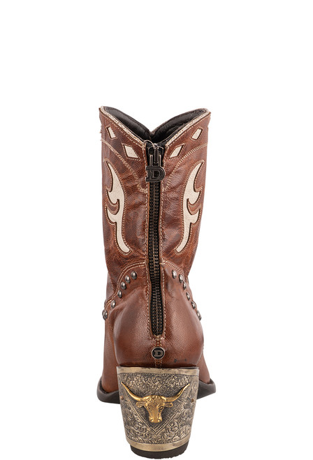 Double D Ranch by Old Gringo Cattleman Boot - Back
