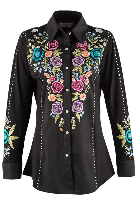 Vintage Collection Kate Western Shirt - Front
