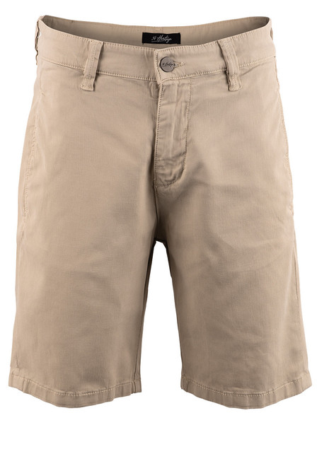 34 Heritage Men's Nevada Stone Fine Touch Shorts - Front