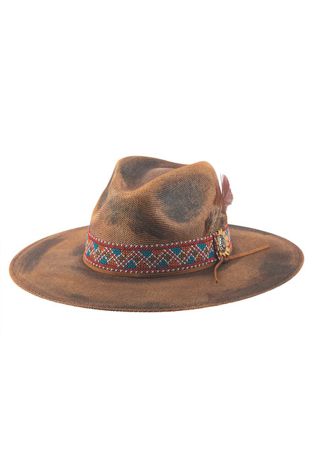Bullhide Stuck with You Straw Hat - Angle One
