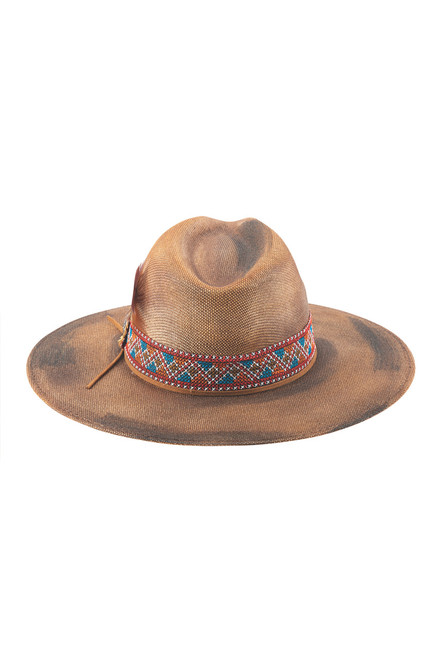 Bullhide Stuck with You Straw Hat - One