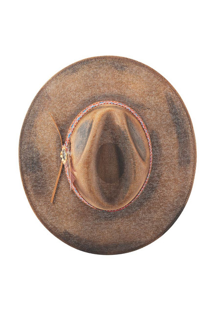 Bullhide Stuck with You Straw Hat