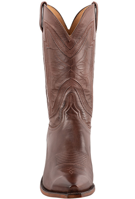 Lucchese Men's Whiskey Collins Cowboy Boots - Front