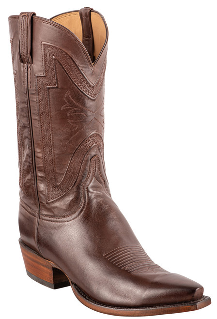 Lucchese Men's Whiskey Collins Cowboy Boots