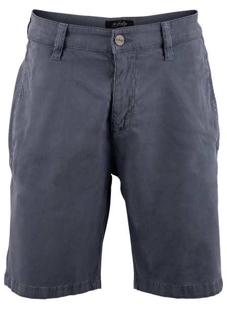 34 Heritage Men's Nevada Fine Touch Shorts - Horizon Blue - Front