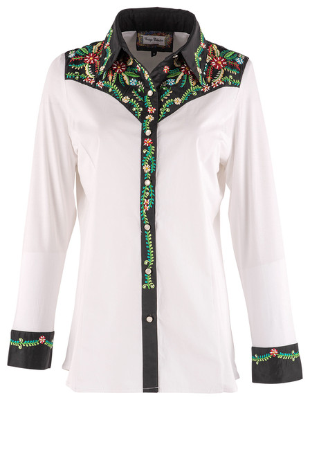 Vintage Collection Lilly Western Shirt - Front