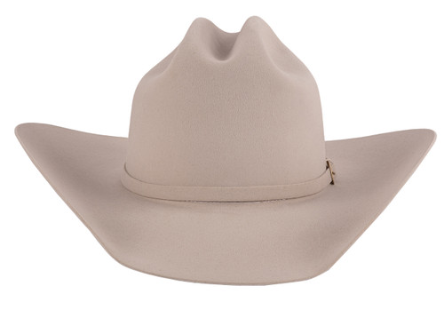 American Hat Co. 40X Felt Hat - Silver Sand - Front
