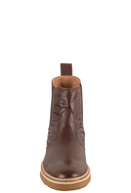 Lucchese After-Ride Chelsea Whiskey Baby Buffalo - Front