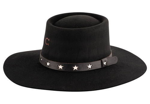 Charlie 1 Horse Cosmic Cowgirl Hat - Front