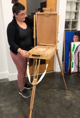 VIDEO: How to Set Up a French Easel