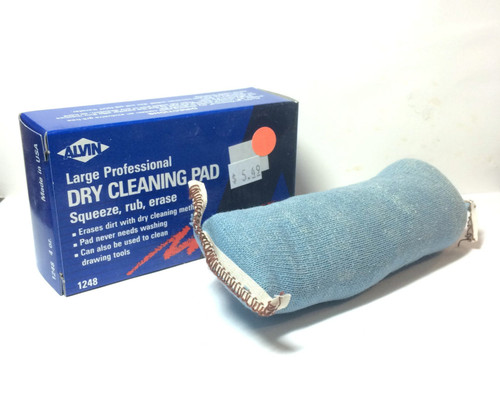 Alvin Large Professional DRY CLEANING PAD
