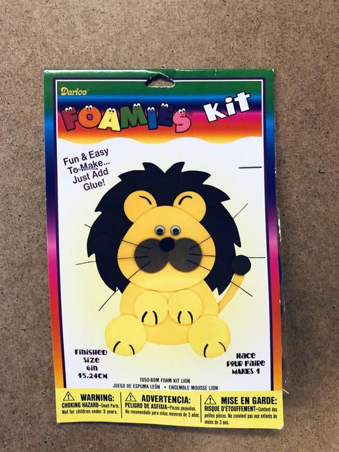 Darice Foamies Kit - Lion
