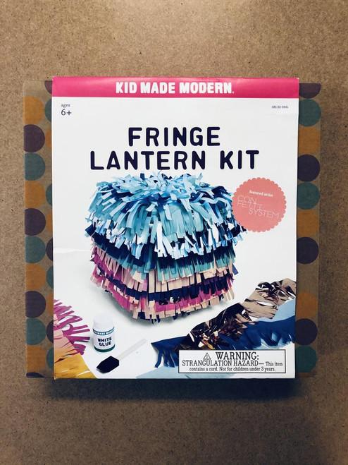 Kid Made Modern Fringe Lantern Kit