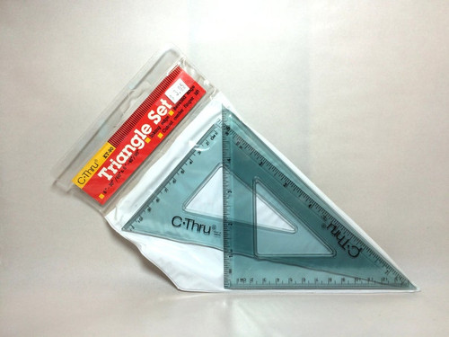 C-Thru KT-90 TRIANGLE Set 2-Pack