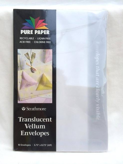 Strathmore Pure Paper Translucent Vellum ENVELOPES