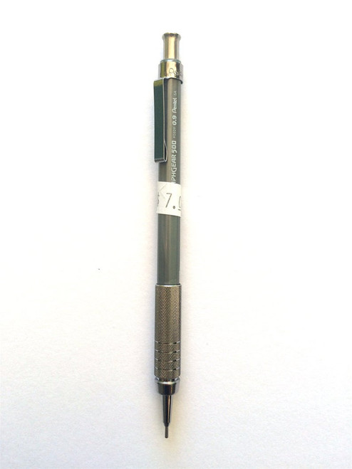 Pentel Graphgear 500 0.9mm Automatic Drafting PENCIL with HB Lead