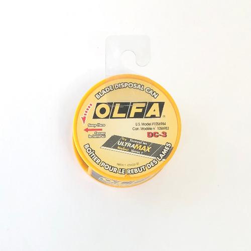 OLFA DC-3 Blade Disposal Can