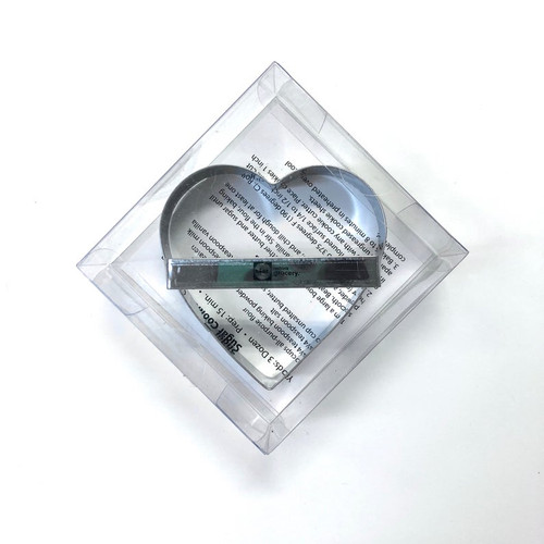 Lidl Heart Cookie Cutter with Handle
